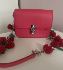 Zara ružičasta torba