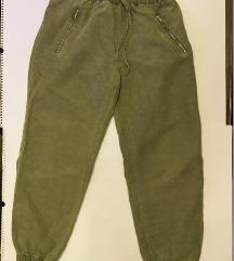 Maslinaste 3/4 hlače Zara (slanje uklj)
