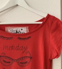 Zarin crveni t-shirt
