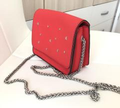 Mini crvena torbica