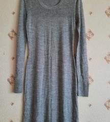 Nova siva haljina