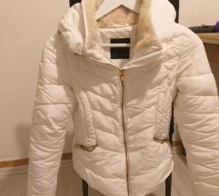 Zara jakna bijela 36 - Novo
