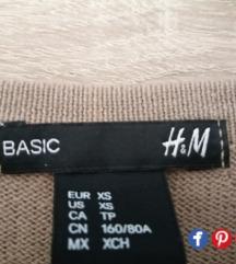 H&M LOT tajice +vestica