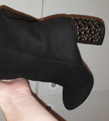 Tosca Blu cizme i kozna jakna