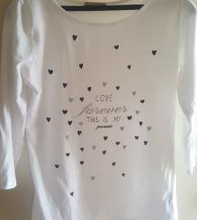 Orsay majica sa srcima