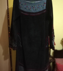 ORNAMENT topla, prekrasna haljina/tunika L