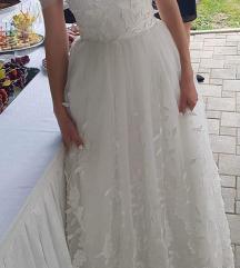 Sandra Haddad vjenčanica