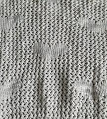 Pletena vesta majica