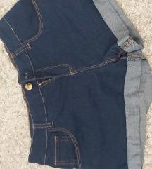 Kratke hlače denim