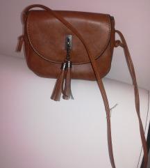NOVO mala smeđa torbica
