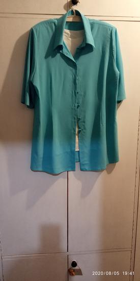 košulja-tunika kratkih rukava MaxyP
