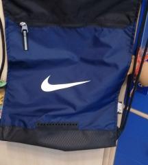 Nova Nike GSM vreća =torba, crna i plava