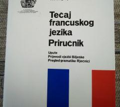 Priručnik- tečaj francuskog jezika