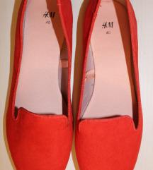 NOVO! narančaste balerinke marke H&M
