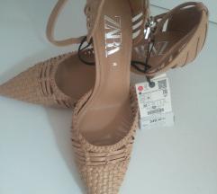 Zara sandale NOVO 39