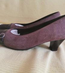 Ara, kožne cipele, mala peta, 38