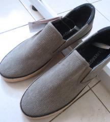 NOVE SA ETIKETOM platnene casual cipele