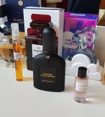 Parfemi, ukljuceno slanje