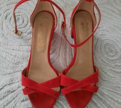 Crvene sandale %%40kn!