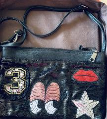 Šljokasta torbica