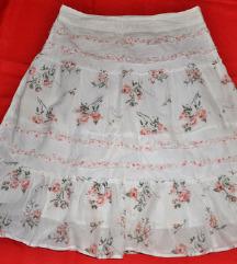 St Oliver cvjetna suknja
