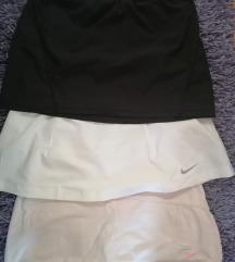 Suknje za tenis - crna