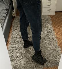 Zara mom fit traperice