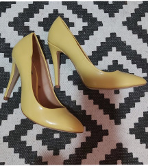Zara žute salonke (pt gratis)