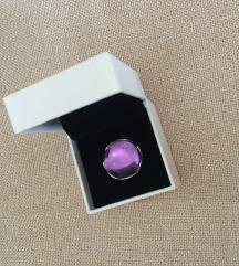 Zaks srebrni prsten
