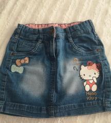 Suknja Hello Kitty 110
