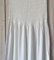 Bijela ljetna haljina