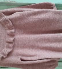 Zara pletena haljina vel 104