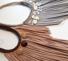 Lot dvije ogrlice resanke
