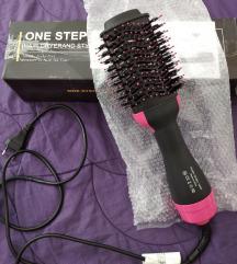 Satin četka za ravnanje kose