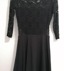 haljina čipka