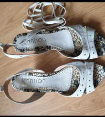 X nation kožne sandale 40