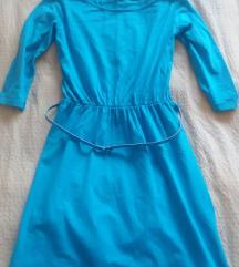 Nova plava haljinica