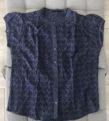 Sisley tamnoplava košuljica NOVO