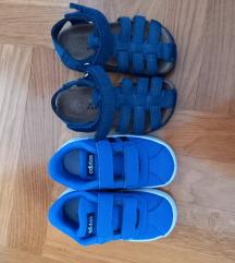Adidas tenisice, Elviton sandale/23