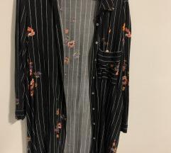 STRADIVARIUS košulja / haljina | M