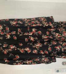 Kookai mini haljina s cvijetnim uzorkom