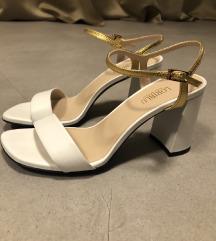 Loriblu nove bijele sandale