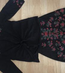 Zara komplet majica i suknja