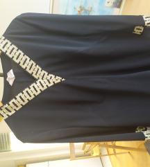 Crna vintage košulja