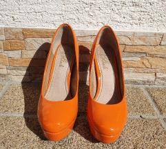 Narančaste štikle