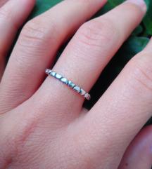 Srebrni prsten srca