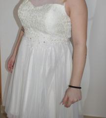 Bijela svecana haljina