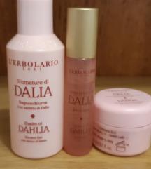 L'erbolario Dahlia mini set 🌸🌺