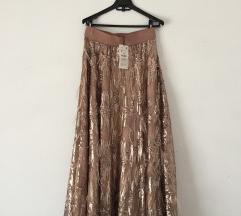 NOVA ZARA limited edition duga suknja