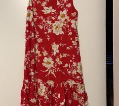Crvena haljina S novo
